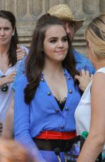 BAILEE MADISON at El Captain Theatre in Hollywood 06/29/2016