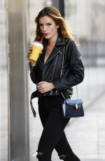 BELLA THORNE Out and About in Los Angeles 06/14/2016