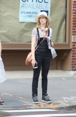 BETH BEHRS Out Shopping in New York 06/03/2016