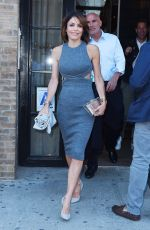 BETHENNY FRANKEL Out and About in New York 06/14/2016