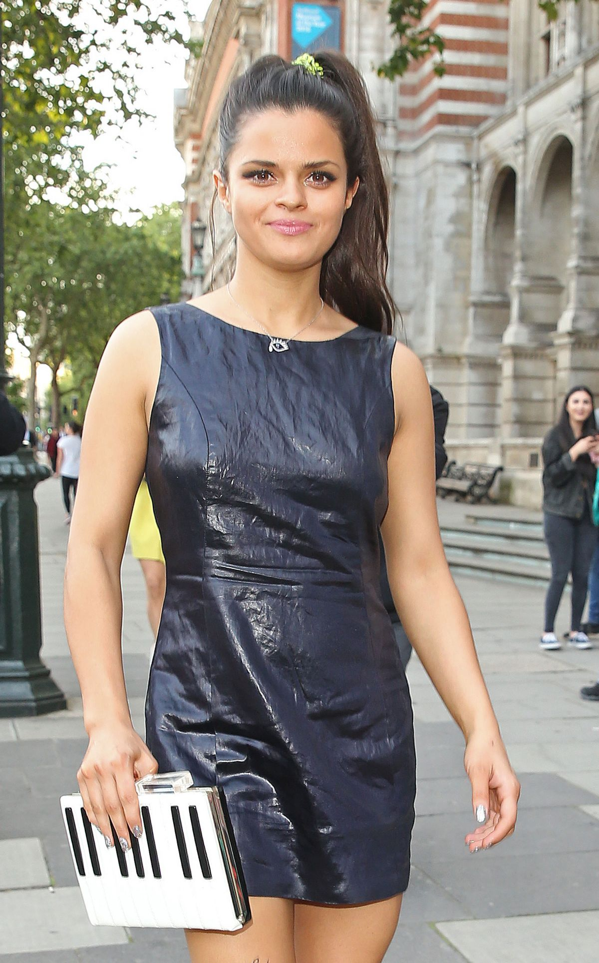 BIP LING at Summer Party at The Victoria and Albert Museum in London 06/22/2016