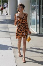 BLANCA BLANCO Out and About in Beverly Hills 06/25/2016