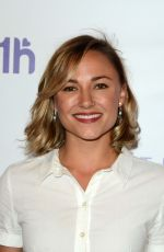BRIANA EVIGAN at together1heart Launch in Beverly Hills 06/25/2016