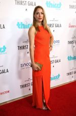 BROOKE NEVIN at 7th Annual Thirst Gala in Beverly Hills 06/13/2016