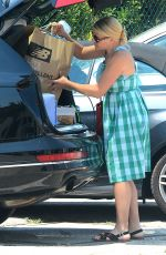 BUSY PHILIPPES Out and About in West Hollywood 06/17/2016