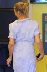 CAMERON DIAZ at a Nails Salon in West Hollywood 06/19/2016