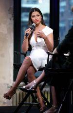 CAMILA ALVES at AOL Build Speaker Series in New York 06/13/2016