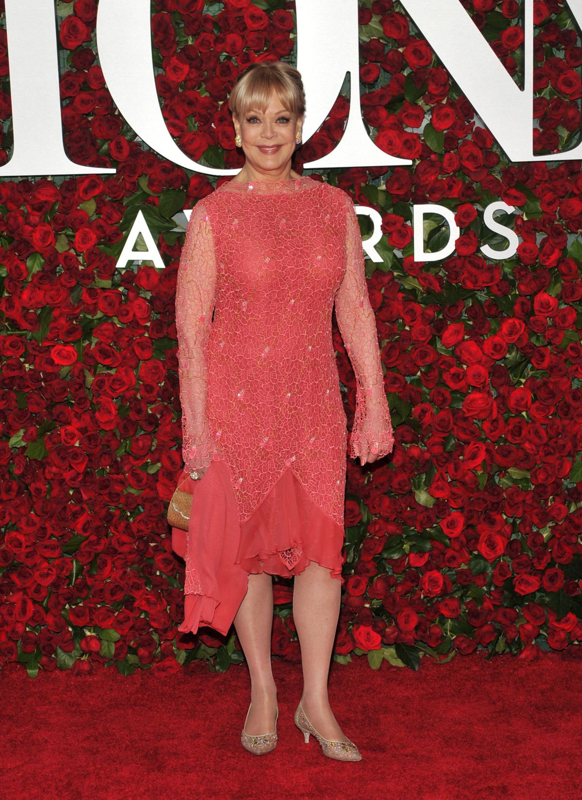 CANDY SPELLING at 70th Annual Tony Awards in New York 06/12/2016