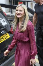 CAPRICE BOURRET Leaves ITV Studios in London 06/13/2016