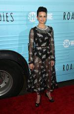 CARLA GUGINO at Roadies Premiere in Los Angeles 06/06/2016