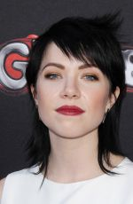 CARLY RAE JEPSEN at 'For Your Consideration' Event in Los Angeles 06/15/2016