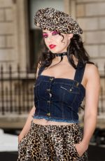 CHARLI XCX at Royal Academy of Arts Summer Exhibition 2016 VIP Preview in London 06/07/2016