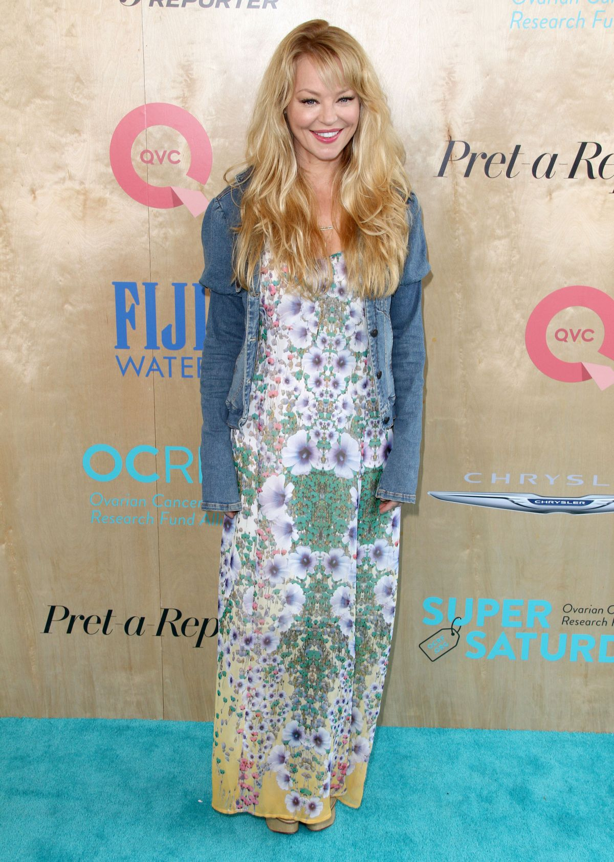 CHARLOTTE ROSS at Ovarian Cancer Research Fund Alliance