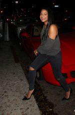 CHRISTINA MILIAN at Warwick Night Club in Hollywood 06/22/2016