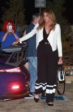 CIATLYN JENNER Leaves Nobu in Malibu 06/12/2016