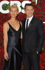 CLAIRE DANES at 70th Annual Tony Awards in New York 06/12/2016