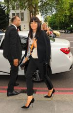 CLAUDIA WINKLEMAN at Summer Party at The Victoria and Albert Museum in London 06/22/2016