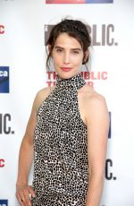 COBIE SMULDERS at 2016 Public Theater Gala in New York 06/06/2016