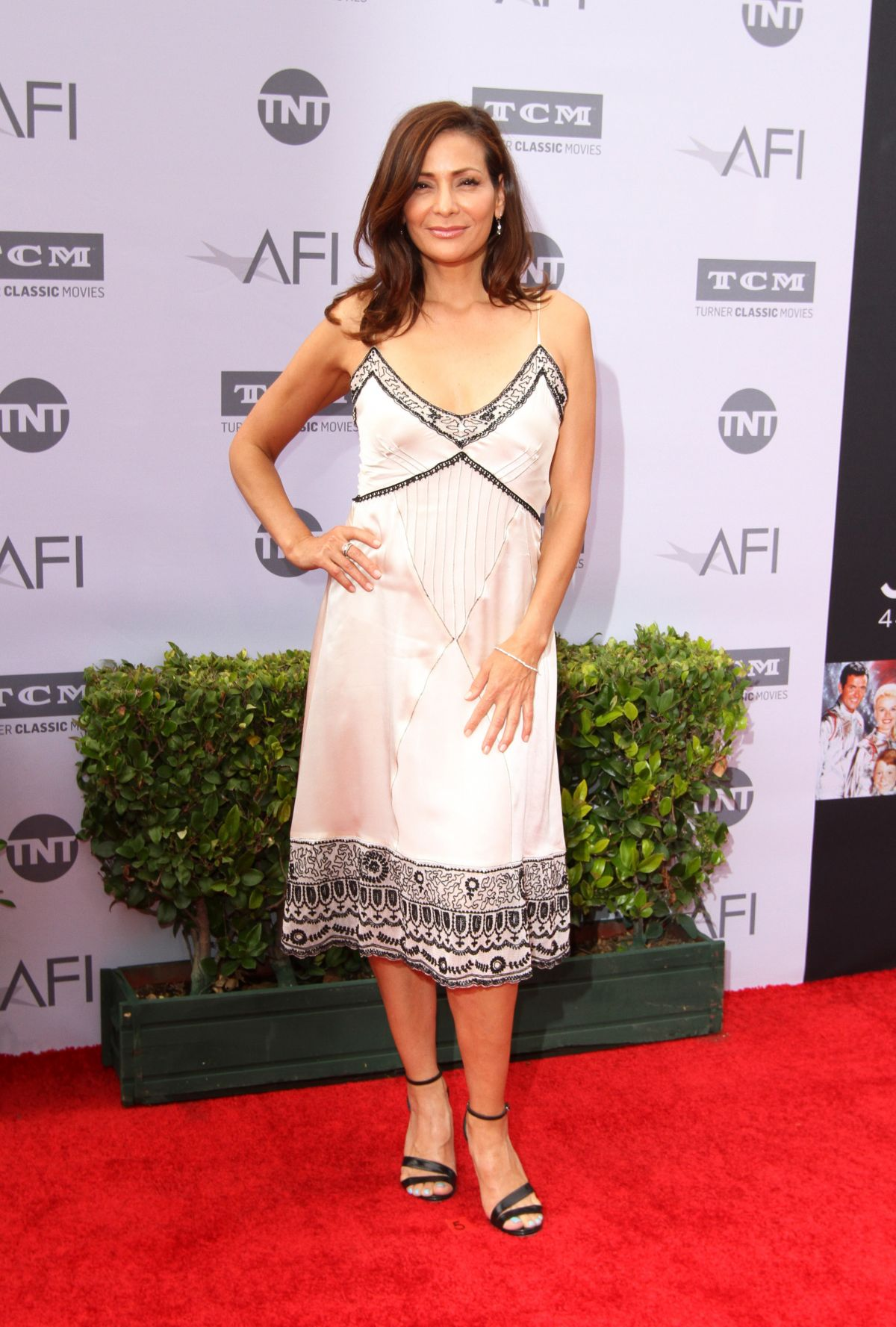 CONSTANCE MARIE at afi John Williams Gala in Hollywood 06/09/2016