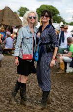 DAISY LOWE at 2016 Glastonbury Festival at Worthy Farm in Glastonbury 06/25/2016