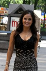 DANICA MCKELLAR Out and About in New York 06/02/2016