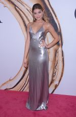 DANIELA LOPEZ at CFDA Fashion Awards in New York 06/06/2016