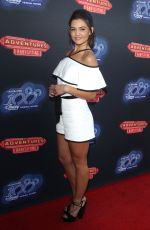 DANIELLE CAMPBELL at 'Adventures in Babysitting' Premiere in Los Angeles 06/23/2016