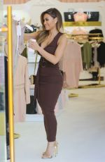 DAPHNE JOY Shoping at House of CB in West Hollywood 06/02/2016