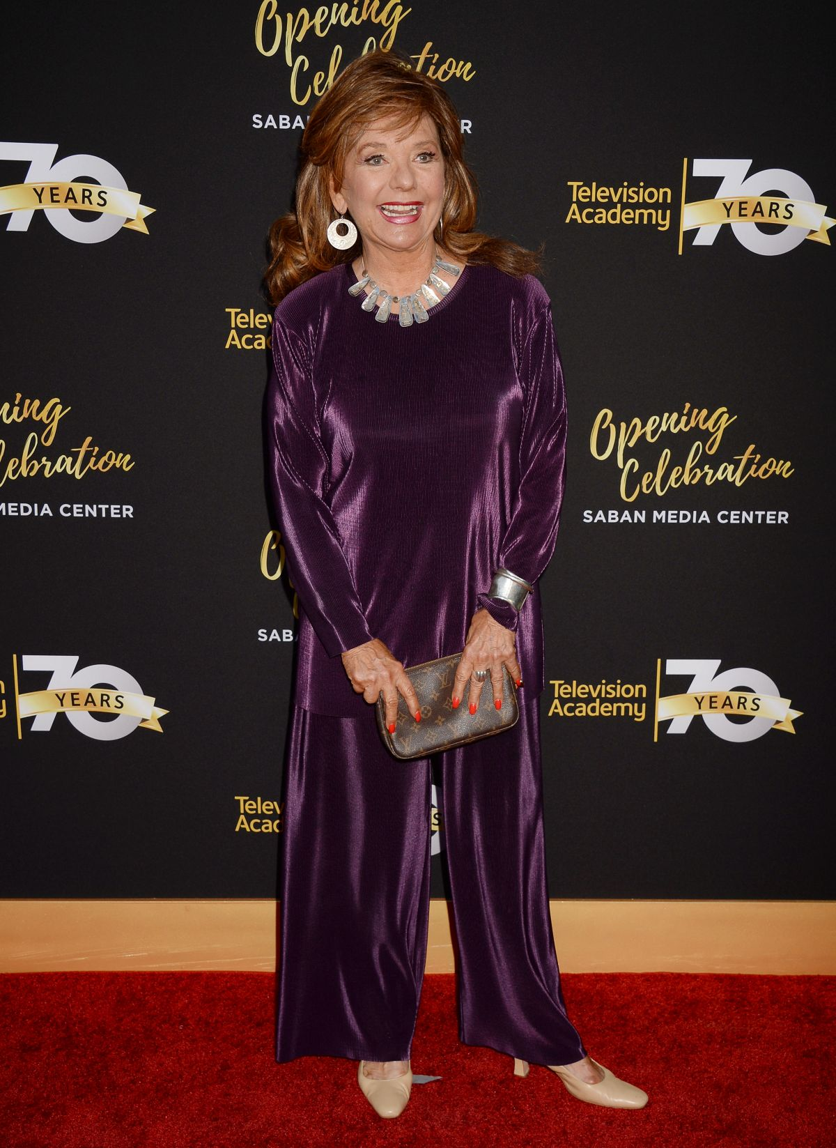 DAWN WELLS at Television Academy 70th Anniversary Celebration in Los Angeles 06/02/2016