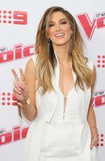 DELTA GOODREM at Voice Australia 2016 Live Show Launch in Sydney 06/09/2016