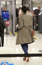 DEMI LOVATO at Los Angeles International Airport 06/15/2016