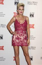 ELAINE HENDRIX at Sex & Drugs & Rock & Roll Season 2 Premiere 06/28/2016