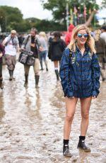 ELLIE GOULDING at 2016 Glastonbury Festival in Glastonbury 06/25/2016
