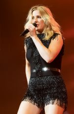 ELLIE GOULDING Performs at a Concert in Orlando 06/04/2016