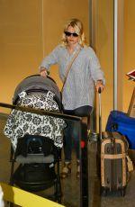 EMILIE DE RAVIN Arrives in Rio De Janeiro 06/08/2016