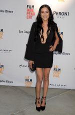 EMILY RIOS at 'Paint It Black' Premiere at 2016 LA Film Festival 06/03/2016