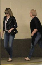 EMMA STONE in Jeans Out in Beverly Hills 06/21/2016