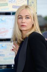 EMMANUELLE BEART at 30th Cabourg Film Festival Opening in Cabourg, France 06/08/2016