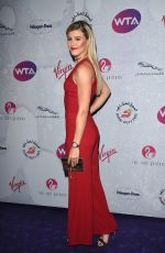 EUGENIE BOUCHARD at WTA Pre-Wimbledon Party in London 06/23/2016