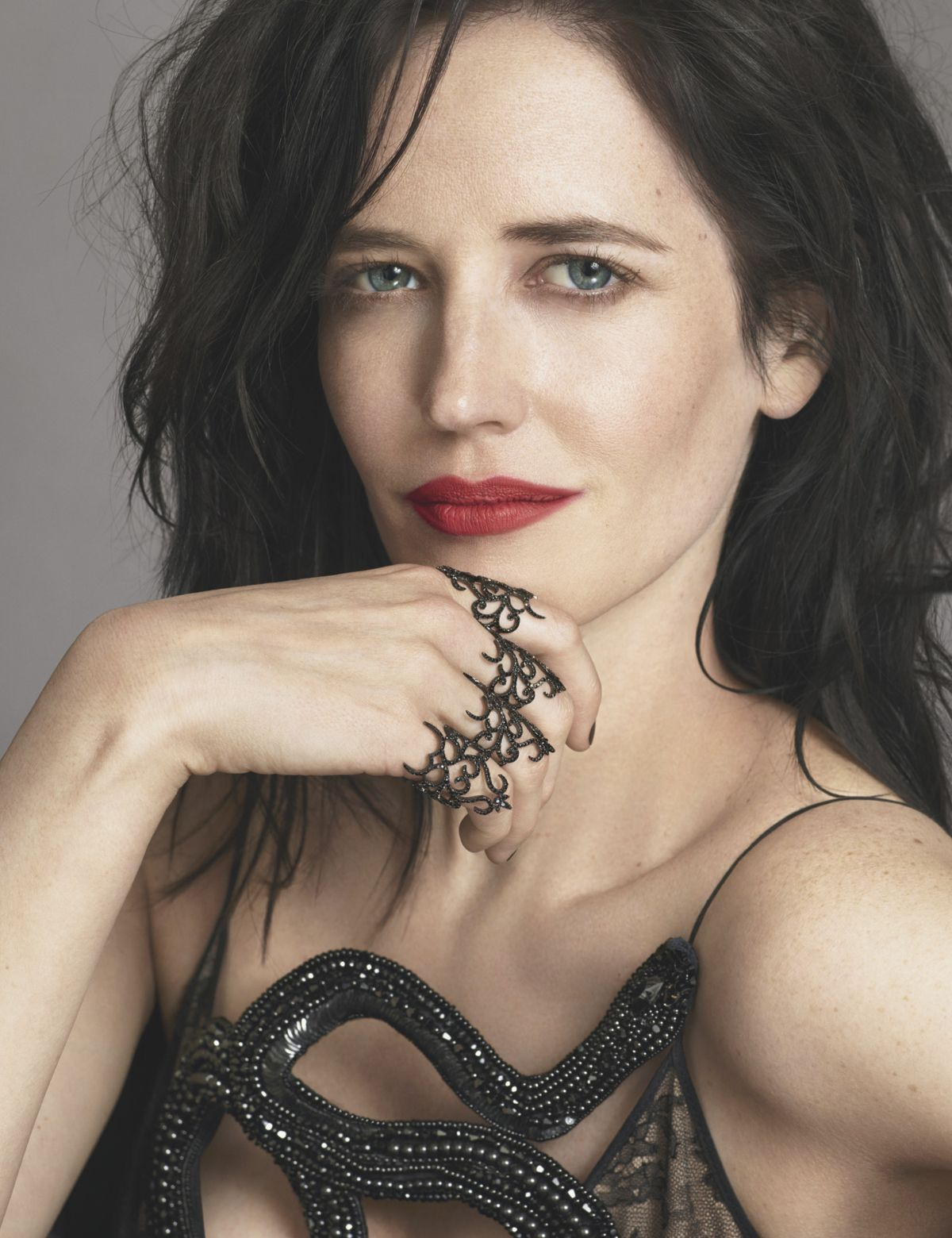 EVA GREEN in W Magazine, August 2016 Issue - HawtCelebs Eva Green