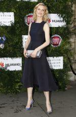 EVA HERZIGOVA at One for the Boys Charity Fashion Ball in London 06/12/2016