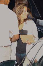 EVA LONGORIA at Nobu Restaurant in Los Angeles 06/25/2016