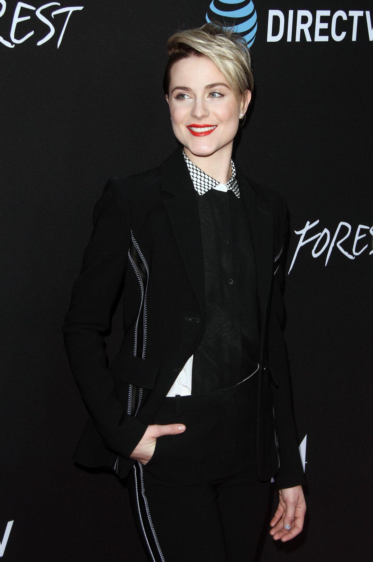 EVAN RACHEL WOOD at 'Into the Forest' Premire in Hollywood ... Evan Rachel Wood