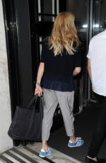 FEARNE COTTON at BBC Radio 2 in London 06/15/2016