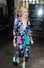 FEARNE COTTON at Matthew Williamson Summer Party at Clifton Nurseries in London 06/16/2016