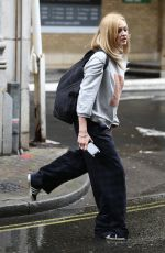 FEARNE COTTON Out and About in West London 06/12/2016