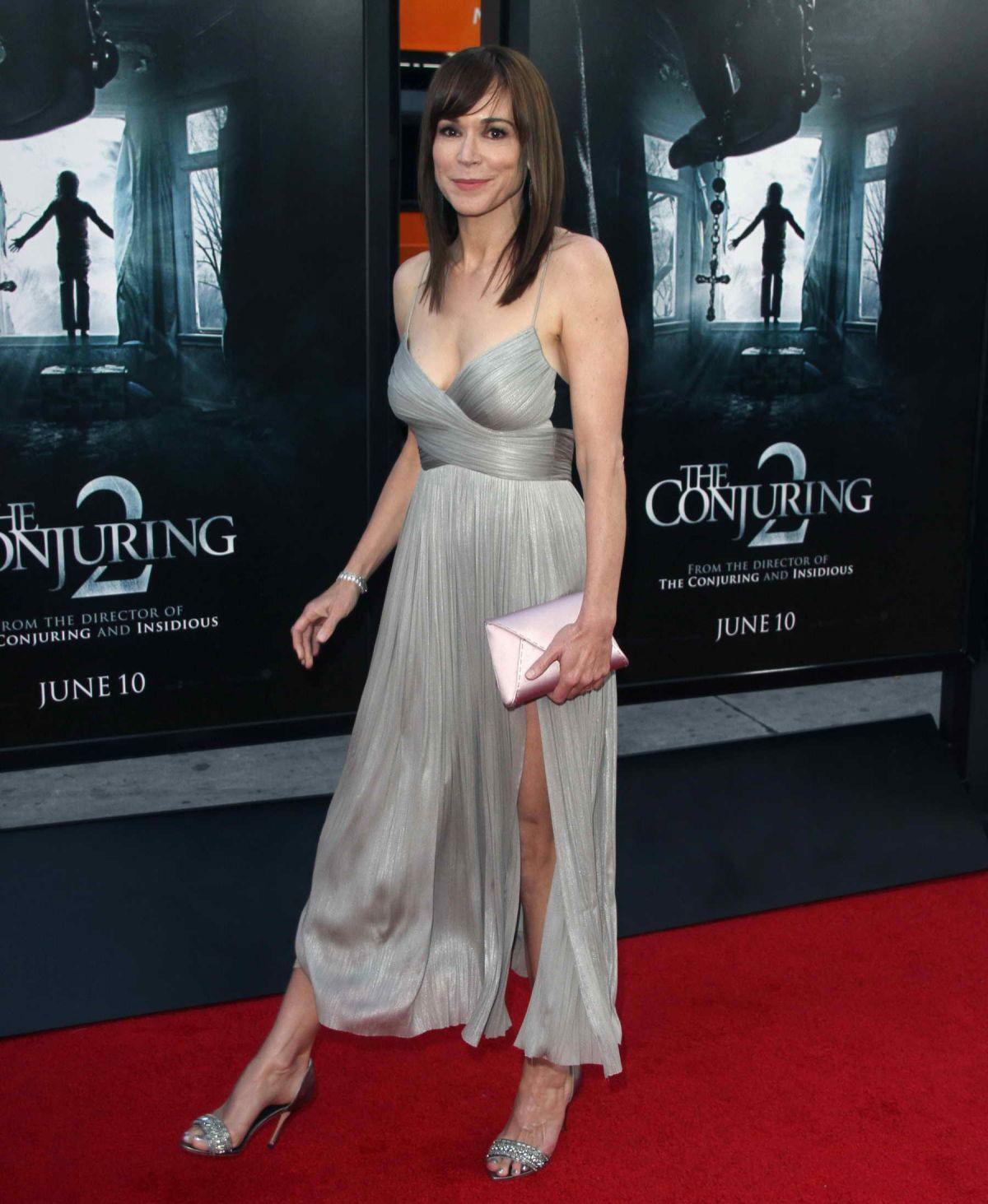FRANCES O'CONNOR at 'The Conjuring 2' Premiere at LA Film Festival 06 ... Anna Kendrick