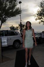 GARBINE MUGURUZA at Mallorca Open Tennis Opening Party in Palma De Mallorca 06/12/2016