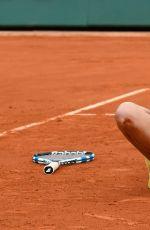 GARBINE MUGURUZA Wins Ladies Final Match at 2016 Roland Garros in Paris 06/04/2016