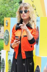 GEORGIA MAY JAGGER at Sunglasses Hut Party in New York 06/16/2016